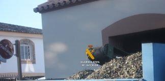 • Los robos fueron cometidos en fincas de las localidades de Alhaurín de la Torre, Cártama, Alhaurín el Grande, Coín y Alora.