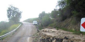 Se contratan actuaciones para reforzar la seguridad vial en la MA-3300, entre Alhaurín de la Torre y Alhaurín el Grande.