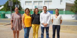 """La secretaria general del PP de Málaga, Patricia Navarro, ha advertido de que el próximo lunes comienza el curso escolar """"y lo hace, al menos en el caso de Málaga, con más aulas prefabricadas que el curso pasado""""."""