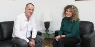 El vicepresidente de la Mancomunidad de Municipios de la Costa del Sol Axarquía, Juan Peñas, ha mantenido una reunión de trabajo con la directora de Andalucía Film Commission (AFC), Pilar Querol. Andalucía Film Commission (AFC) gestionó en 2017 un total de 1.406 rodajes que generaron más de 122 millones de euros.