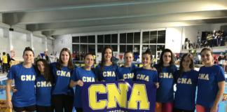 El equipo axárquico se consagra en esta categoría y pone en relieve su alto nivel en la natación andaluza.