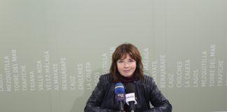 La concejala de Empresa y Empleo, María José Roberto.