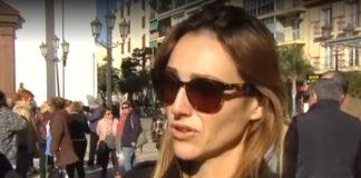 """Mamen, la hermana de la mujer asesinada en Fuengirola, pide que el asesino """"se pudra"""" en la cárcel."""
