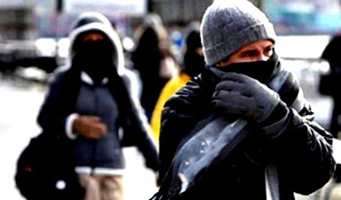 Aviso amarillo por frío este viernes en seis de las ocho provincias andaluzas.