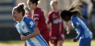 La jugadora del Málaga CF Femenino ha sido convocada de nuevo por su selección nacional.