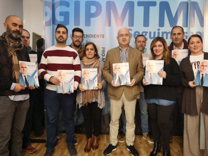 Presentación de la campaña 'En Positivo'.