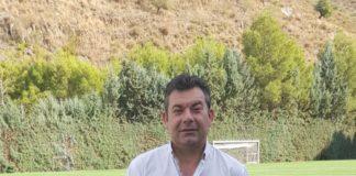 Salvador Fernández Marín, alcalde de El Borge.