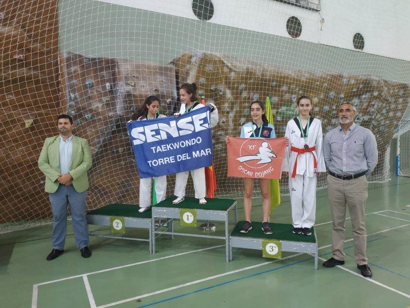 Club SENSEI Torre del Mar de Taekwondo Olímpico