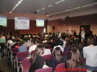 Estudiantes del IES Puerta de la Axarquía representarán a la provincia en el concurso Jóvenes andaluces construyendo Europa