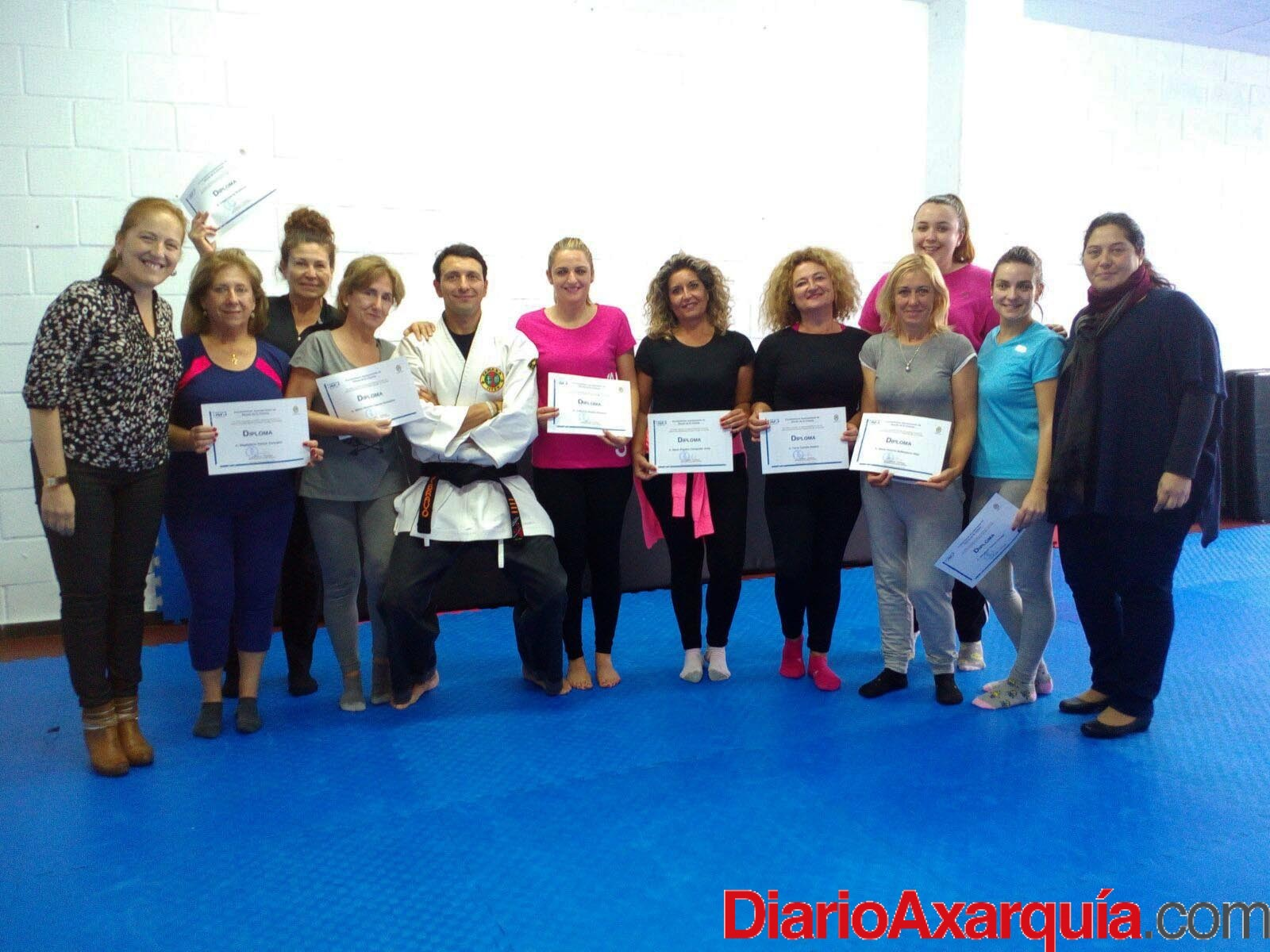 Taller Defensa Personal