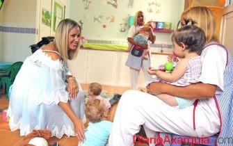 Foto visita escuela infantil