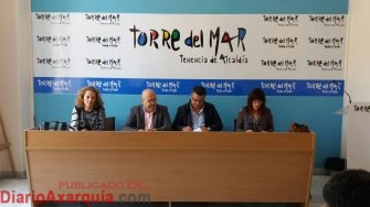 Reunión Consejo escolar Conservatorio Torre del Mar
