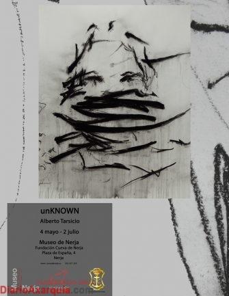 Cartel Exposición Unknown 4 mayo