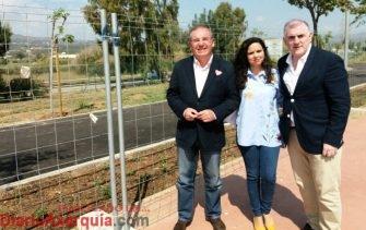 Visita obras PFEA Vélez