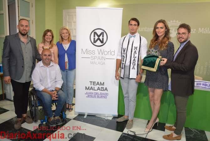 miss mundo malaga