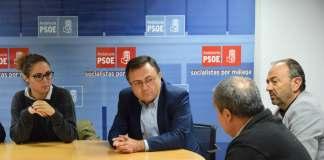 El diputado nacional del PSOE por Málaga, Miguel Ángel Heredia, ha exigido hoy al Gobierno que mañana solucione de una vez el conflicto que mantiene con el colectivo de los examinadores de tráfico.