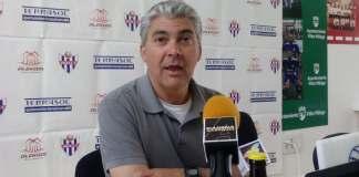 Joseba Aguado, del Linares, ha sido el último entrenador destituido.