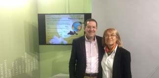 El concejal de Salud, Juan Carlos Ruiz Pretel, ha presentado la actividad que tendrá lugar el 24 de noviembre en el Teatro del Carmen y que organiza el Ayuntamiento de Vélez-Málaga junto con la Asociación Andaluza de Matronas y la unidad de gestión clínica de obstetricia y ginecología del área de gestión sanitaria este de Málaga-Axarquía.
