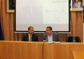 Vélez-Málaga acoge la presentación comarcal del proyecto Plaza UMA