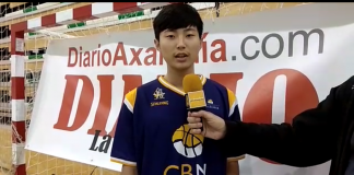 Su familia se desplazó a España por su pasión por el baloncesto