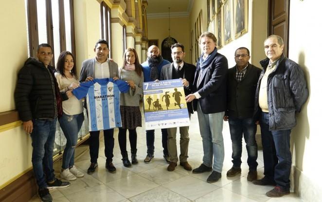 La Fundación MCF colabora con la prueba solidaria del distrito Palma-Palmilla que se celebrará el último día del año 2017.