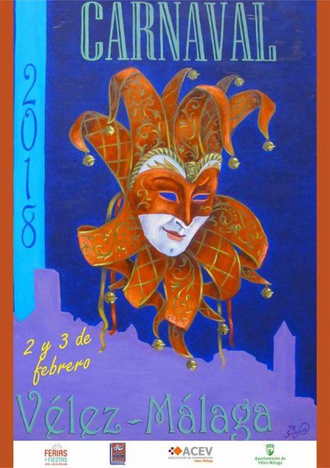 El Carnaval de Vélez-Málaga ya tiene cartel anunciador