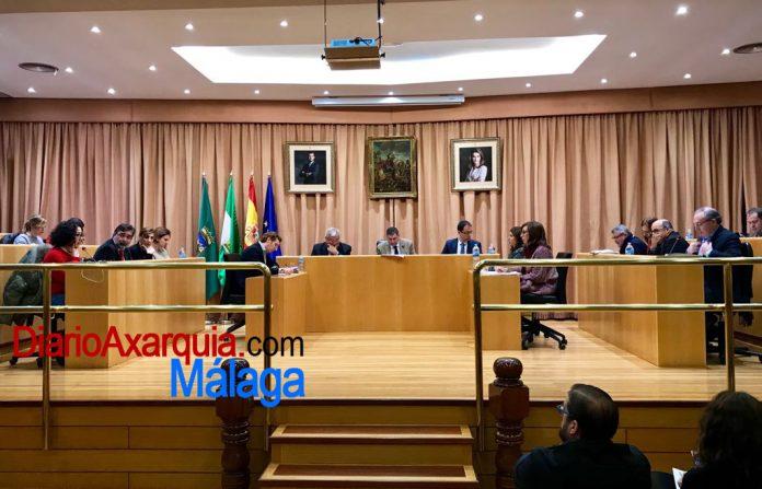 Tras el debate, los puntos urbanísticos han sido aprobados por unanimidad.