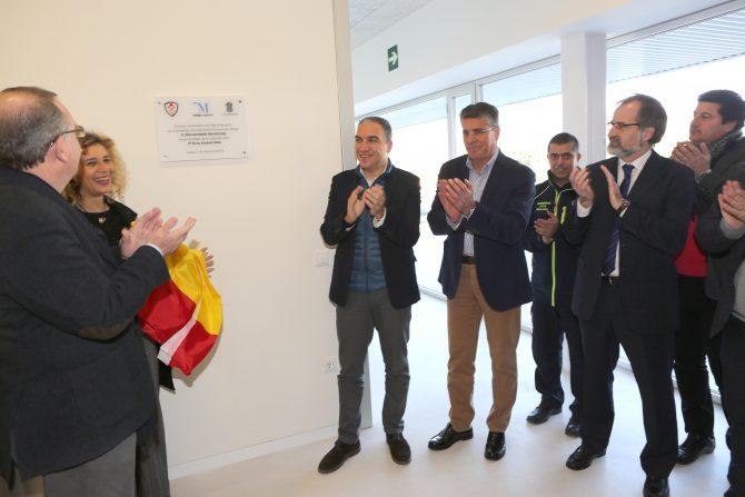 Nerja inaugura su parque de bomberos con una inversión de 900.000 euros