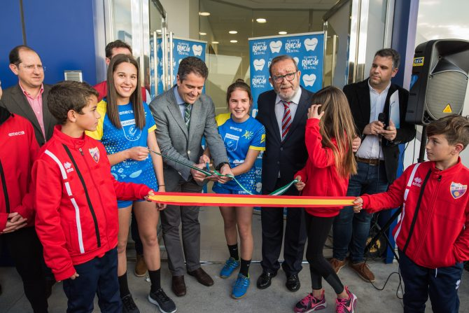 Clínicas Rincón inaugura su segundo centro en Málaga capital
