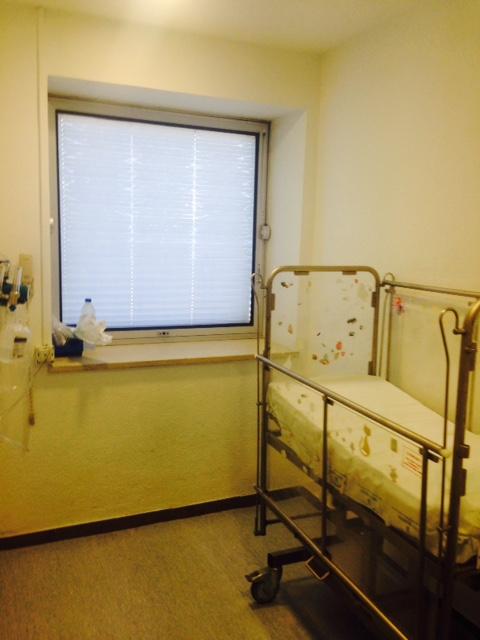 El Sindicato Médico de Málaga denuncia el avanzado estado de deterioro del Hospital Materno Infantil