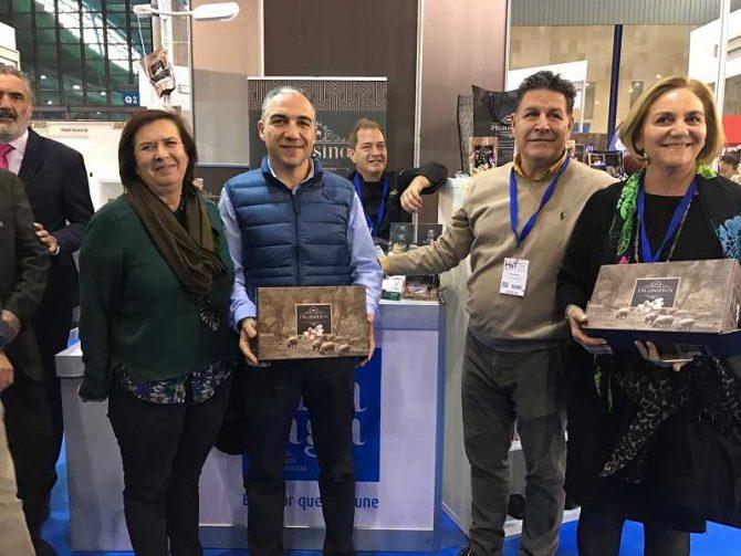 Nayin Márquez Ortiz y Francisco Ruiz Brosed, de la escuela de hostelería de Estepona, ganadores del IV Concurso Joven Chef 'Sabor a Málaga'