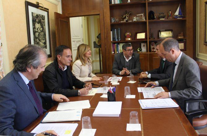 Moreno Ferrer cierra la firma de dos nuevas parcelas en el Parque Tecnoalimentario para la empresa Perymuz