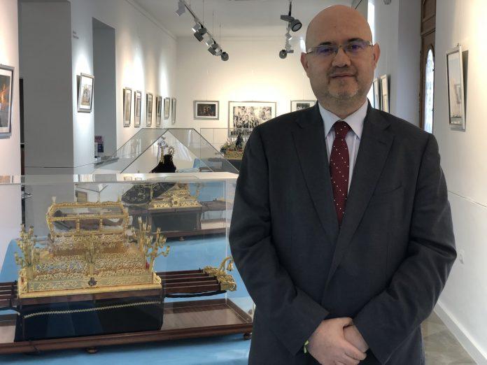 """El concejal de Turismo del Ayuntamiento de Vélez-Málaga, Jesús Pérez Atencia, ha señalado que """"desde la delegación de Turismo queremos dar un nuevo impulso a la Semana Santa veleña en los días previos a su comienzo"""