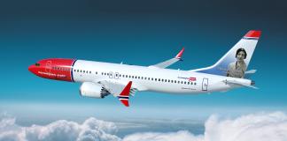El presidente de la Fundación María Zambrano y alcalde de Vélez-Málaga, Antonio Moreno Ferrer, anunció que la compañía noruega ha elegido a la ilustre pensadora veleña para rotular la cola de un Boeing 737 MAX8 a partir del próximo verano.