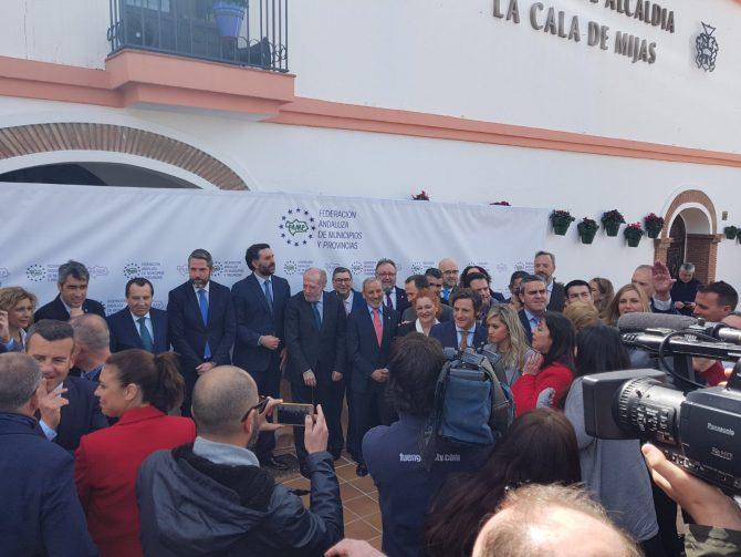 El acto ha sido presidido por elconsejero de Turismo y Deporte de la Junta, Francisco Javier Fernández Hernández.