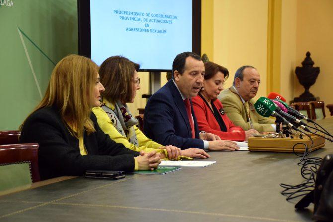 Los hospitales públicos de Málaga ponen en marcha el protocolo provincial de atención a víctimas de agresión sexual