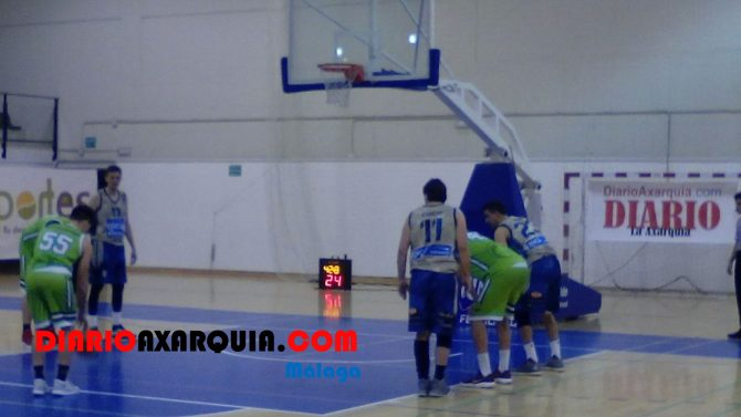 C.B. Axarquía suma otra victoria frente a Estepona (81-71).