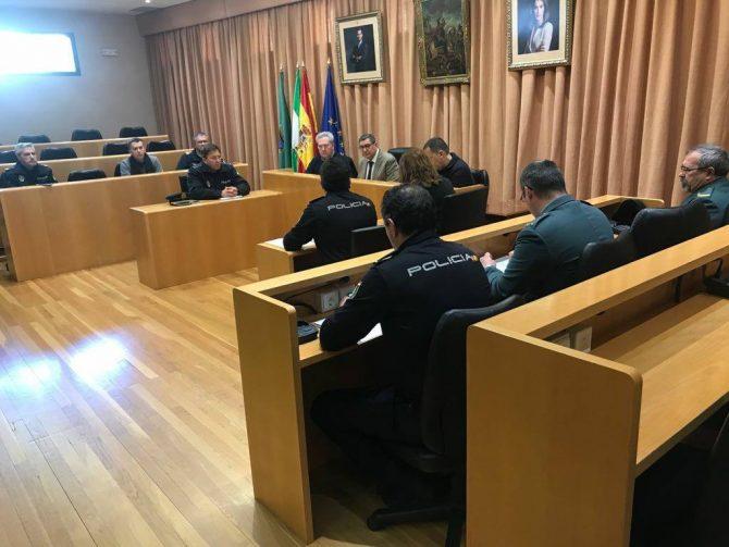 Reunida la Junta Local de Seguridad para ultimar la Semana Santa de Vélez-Málaga
