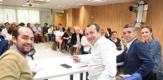 Ruiz Espejo asegura que el PSOE ofrecerá una opción ganadora con candidatos y candidatas solventes elegidos democráticamente por la militancia en los principales municipios de la provincia.