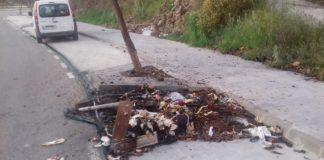 Uno de ellos ha sido en la Carretera de Arenas y cuatro en la calle Juan Barranquero.