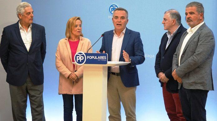 """Bueno anuncia una PNL para instar al Gobierno andaluz a """"crear un plan director que marque la política de puertos y a fomentar las bonificaciones para actividades deportivas y turísticas""""."""