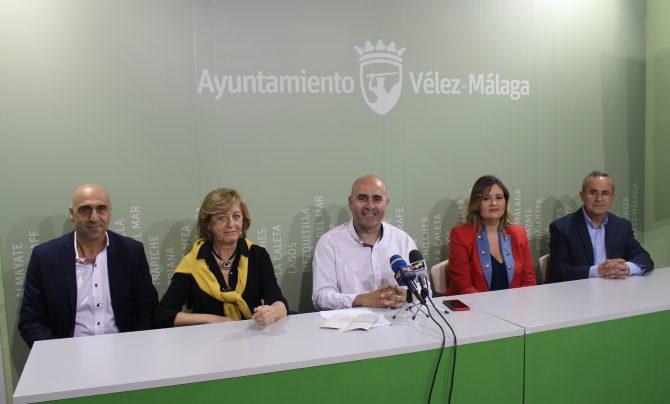 Vélez-Málaga se prepara para la cuarenta edición de su Romería