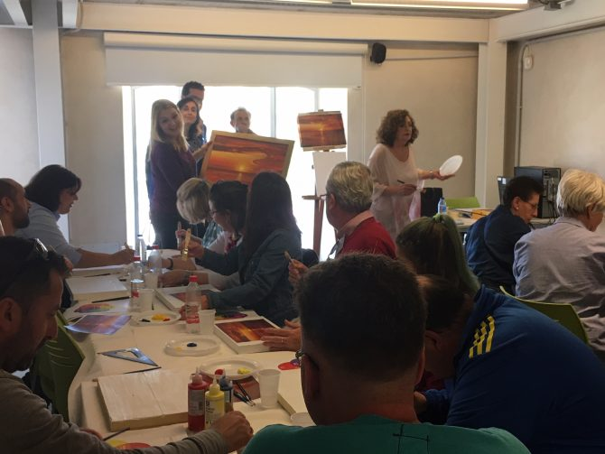 Unas 100 personas participan en el XI Encuentro Andaluz de Hospitales de Día de Salud Mental del Área Sanitaria Este de Málaga-Axarquía