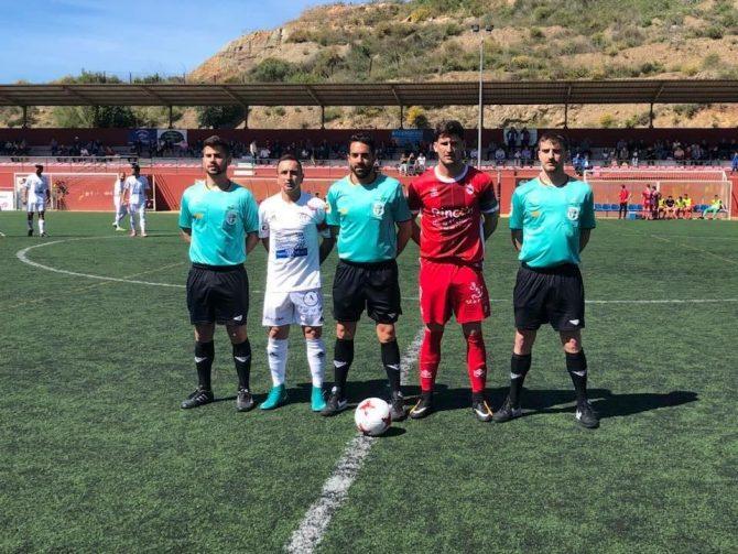 El Rincón se lleva el derbi axárquico ante el Vélez (1-0)