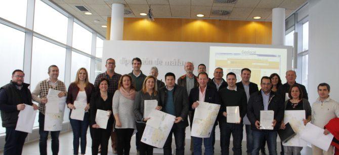 La Diputación crea nuevas herramientas digitales sobre calles y bienes inmuebles de municipios menores de 20.000 habitantes