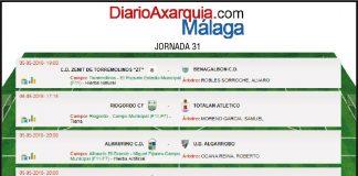 Media docena de equipos de Segunda Andaluza pelean por la cuarta plaza de la clasificación.