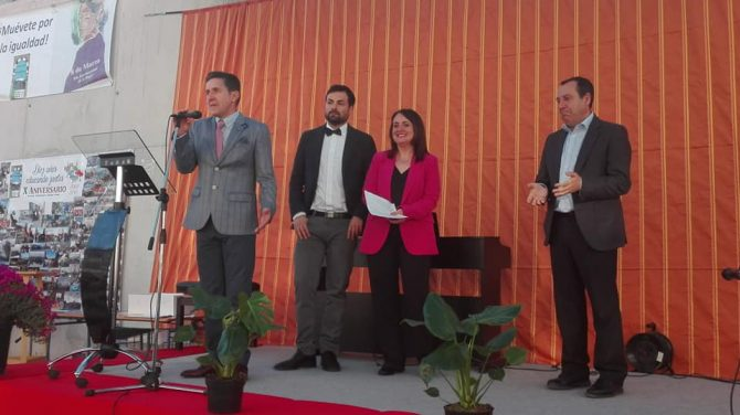 El director del centro, Manuel Ruiz Cazorla, agradeció el apoyo y trabajo de padres y a la comunidad educativa en estos años.