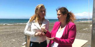 España destaca los 870.000 euros de inversión del Gobierno central en el litoral oriental de la provincia.