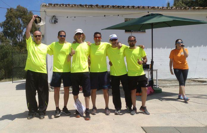 Los colegios participantes fueron: Periana, Comares, Alcaucín, Canillas de Aceituno y Viñuela-Romanes.