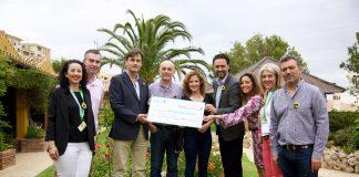 Ponte Guap@ por Cudeca es un evento en el que más de 140 alumnos del sector de la imagen personal se reunieron para ayudar a CUDECA y recaudaron un total de 2542,10 euros.